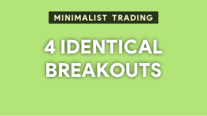 Four identical breakouts during a bitcoin uptrend Thumbnail@300w