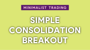 How to trade a simple consolidation breakout Thumbnail@300w