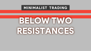 Look how two resistance levels push the price down Thumbnail@300w